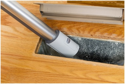 Sanitize Your Homes Airducts